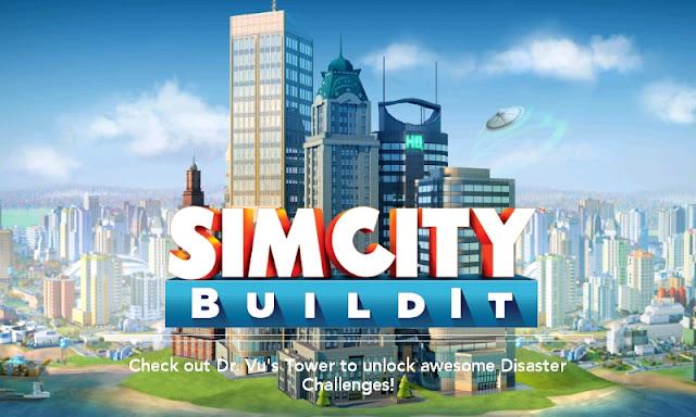 SimCity BuildIt v1.4.3.28483 Apk + Datos SD Mod [Dinero]