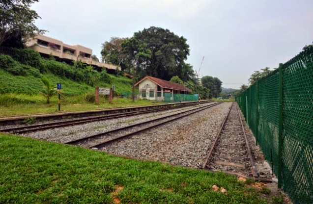 The URA has been seeking ideas and suggestions from the public and interest groups since 2012 on how the former Keretapi Tanah Melayu railway land can be best used.