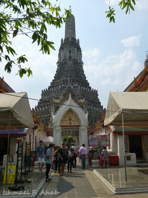 Entrance to Wat Arun