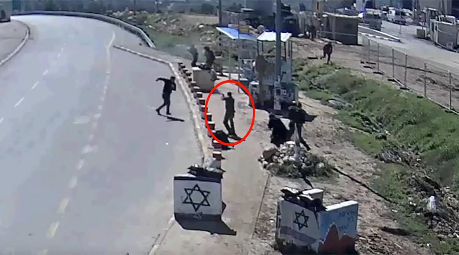 Βίντεο: Ισραηλινοί ήθελαν να εξουδετερώσουν Παλαιστίνιο αλλά σκότωσαν σμηναγό τους