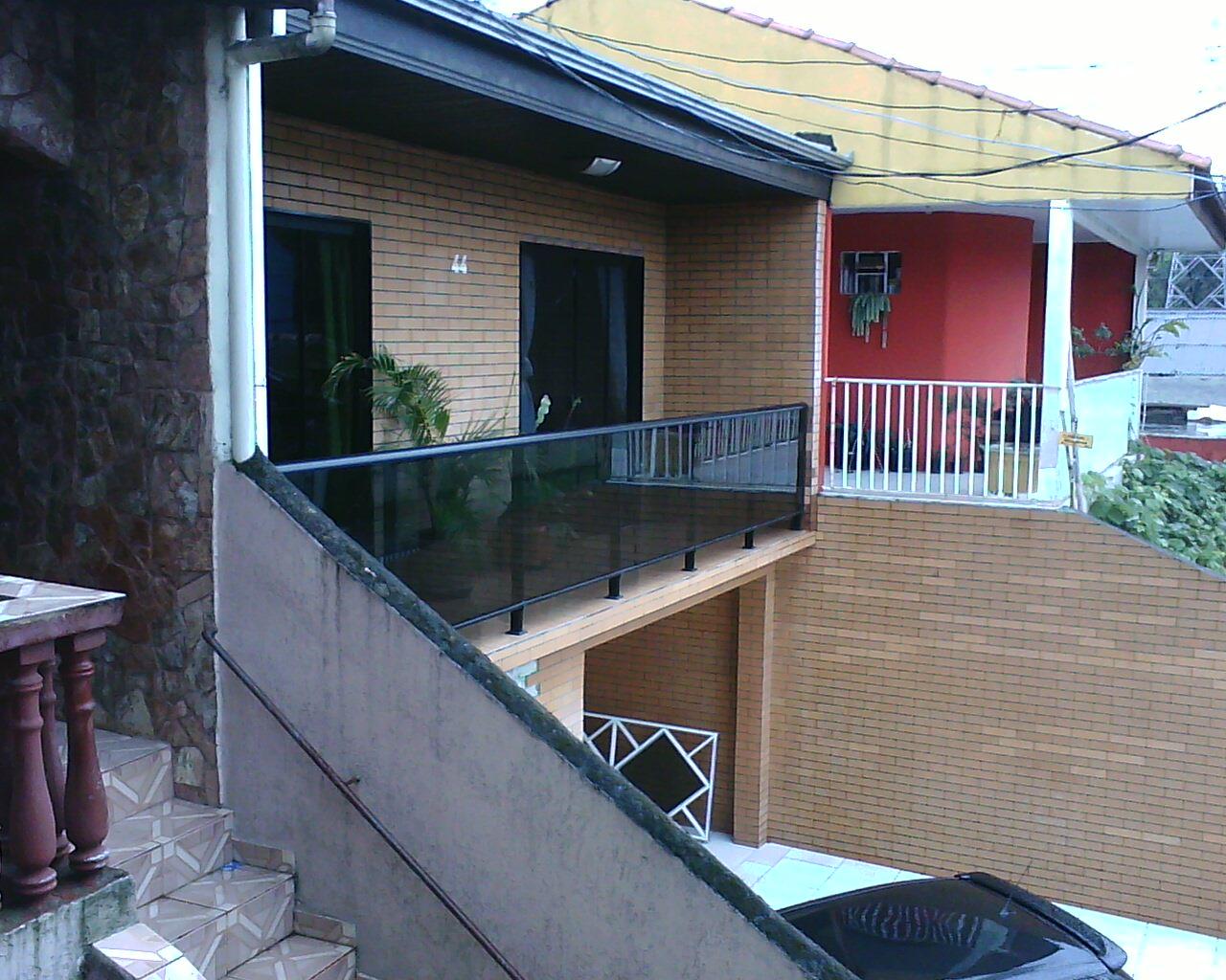 #3B6B90 com vidro fumê e alumínio preto janela quatro folhas com vidro  288 Janelas De Vidro Sao Jose Dos Pinhais