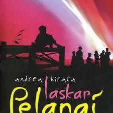 cover buku laskar pelangi, sinopsis novel laskar pelangi, 365ceritarakyatindonesia