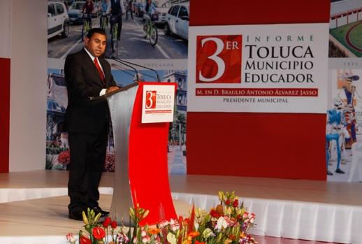 Municipio de Toluca, eventos