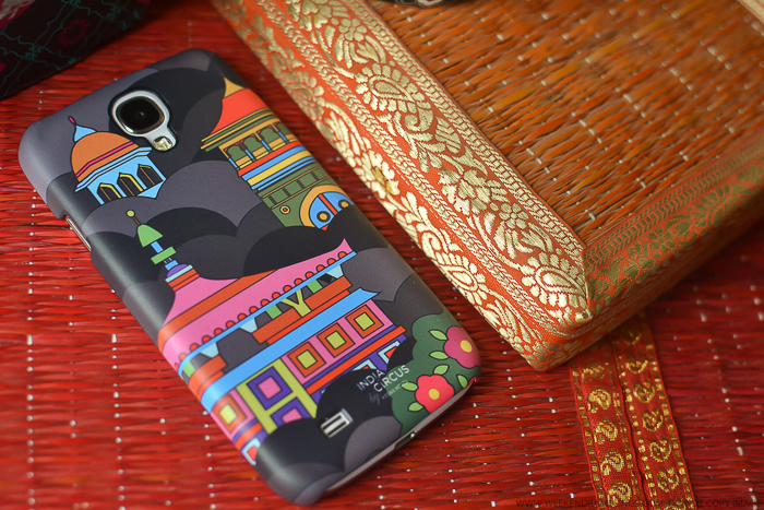India Circus by Krsna Mehta Samsung Phone Covers