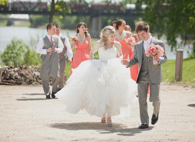 Winnipeg wedding inspiration.  Photos by Kamp Photography.