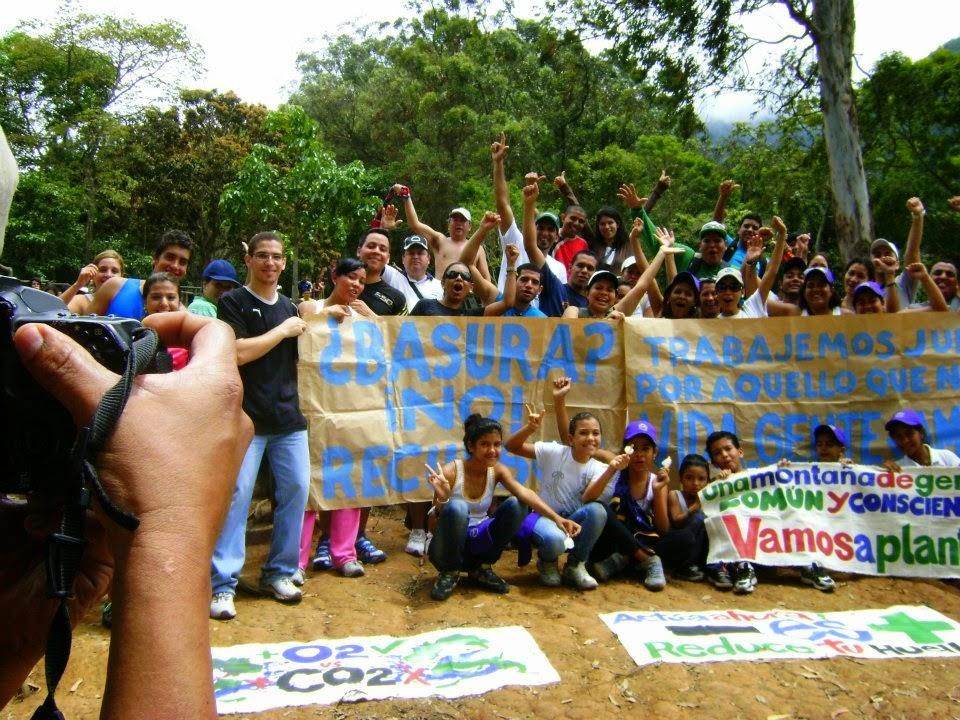Ambientalistas y Ecologistas