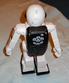 robot programable de juguete