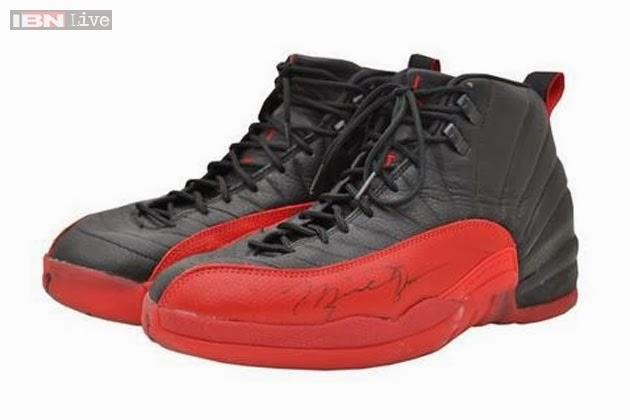 Jordan Game Worn Shoes