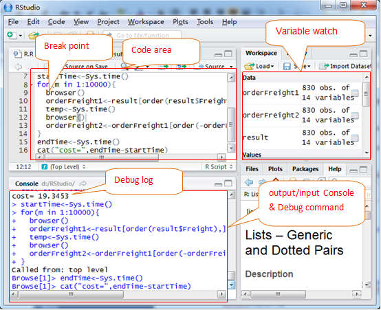 esProc, A Script Language for Data Analytics with Parallel Mechanism: R Project and esProc: Save ...