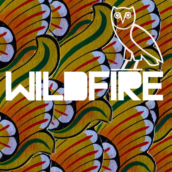SBTRKT - Wildfire / Wildfire (OVO Remix) [feat. Drake] - Single Cover