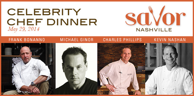 A review of Savor 2014 by Nashville Lifestyles.