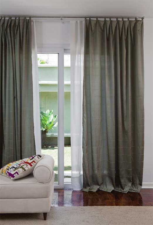 Cortinas Para Sala De Estar Fotos ~  foram as minhas dicas para a compra de cortinas prontas para sala