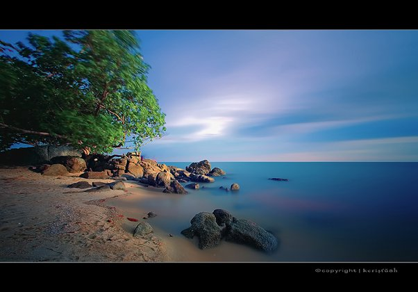 Damai by Keris Tuah
