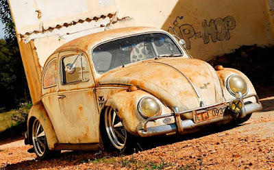 fusca rat look
