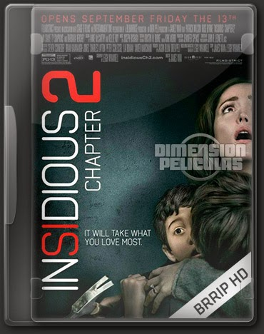 Insidious Chapter 2 (BRRip HD Ingles Subtitulada) (2013)