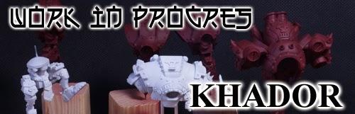 KHADOR WIP