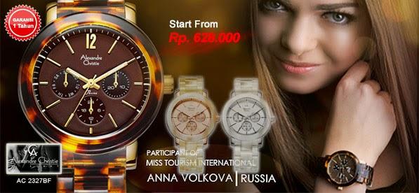 model jam tangan wanita