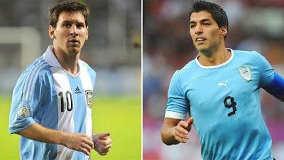 Copa America 2015: Argentina vs Uruguay Live Stream