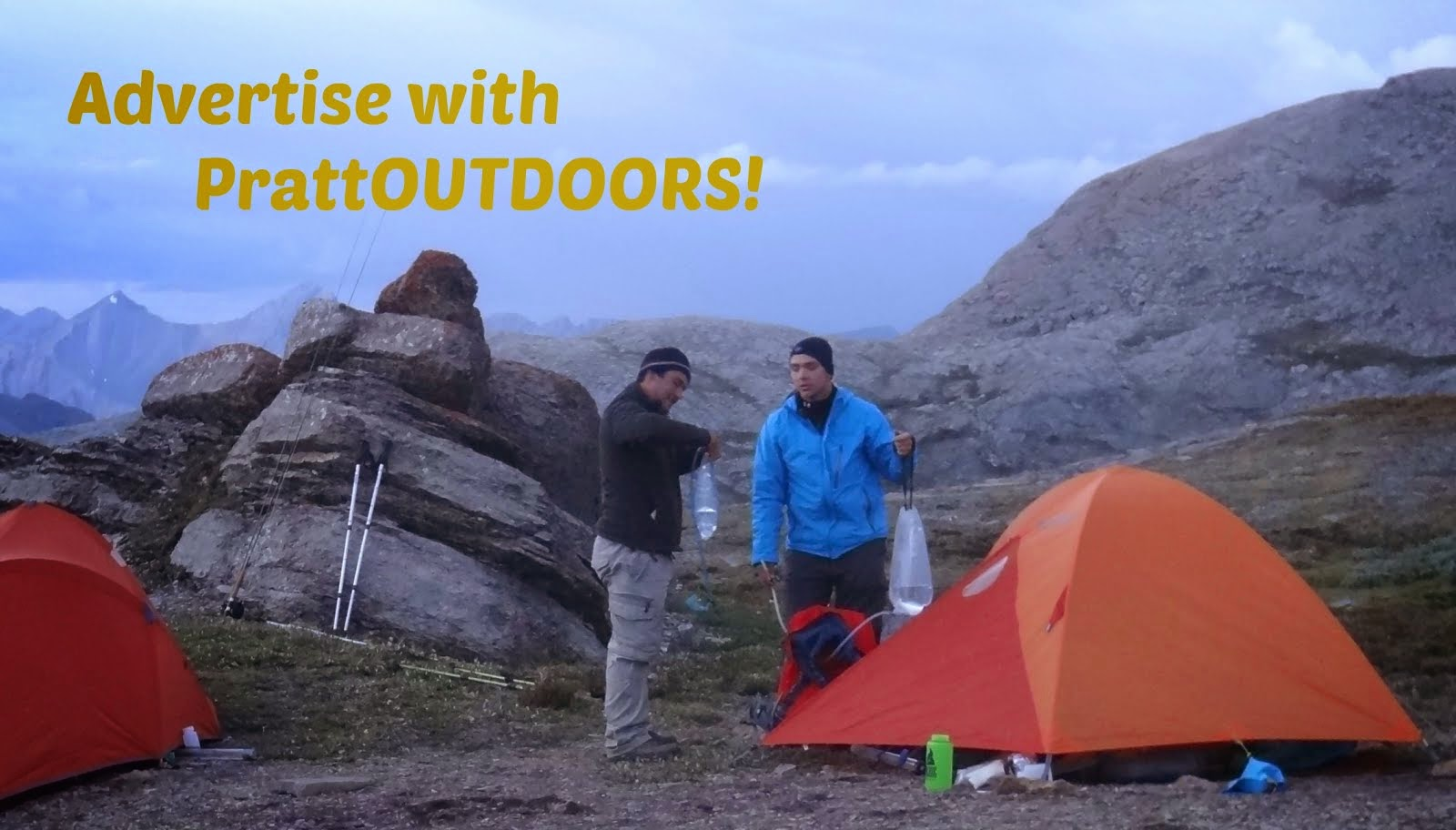 Collaborate with PrattOutdoors!