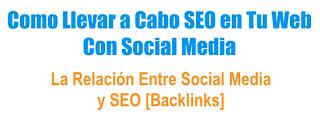SEO y Social Media en tu web