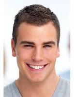 Corte de pelo corto para hombres 2012