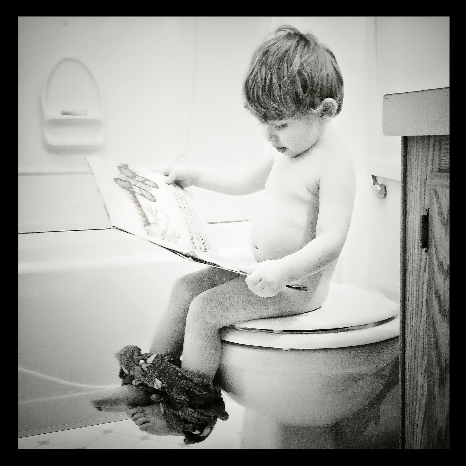 start potty training on young children