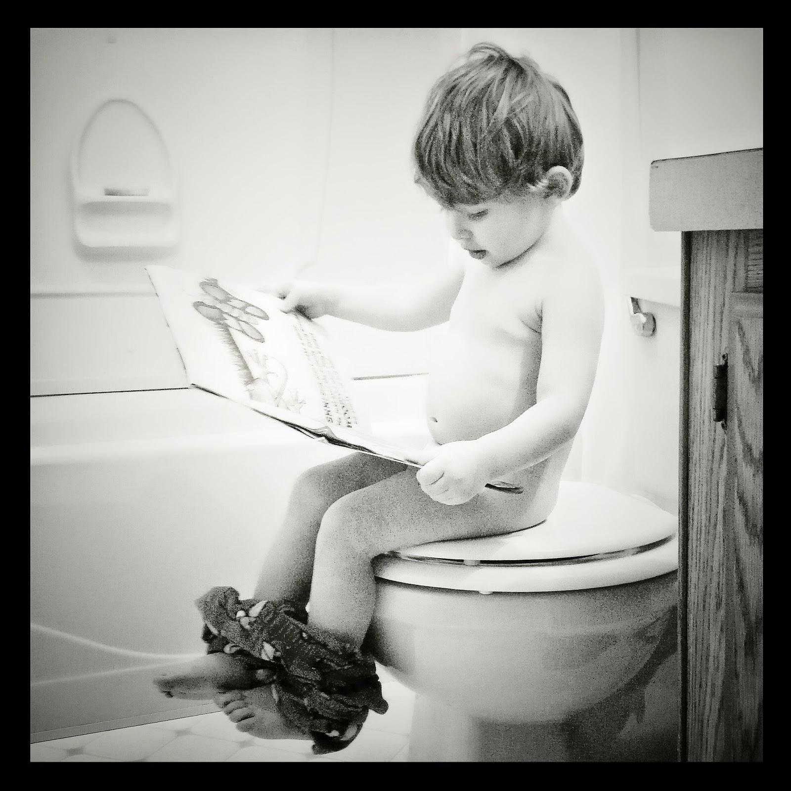start potty training on young children