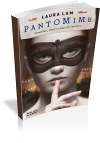Book: Pantomime by Laura Lam