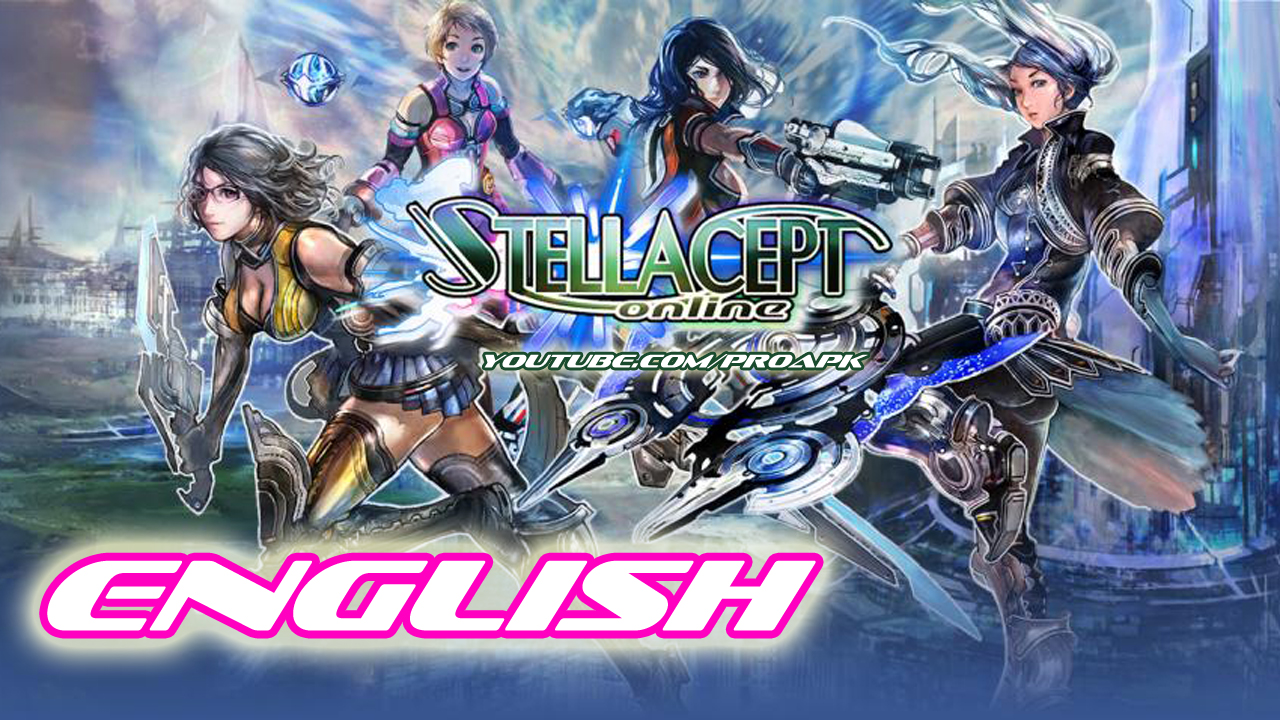 RPG Stellacept Online English Gameplay IOS / Android