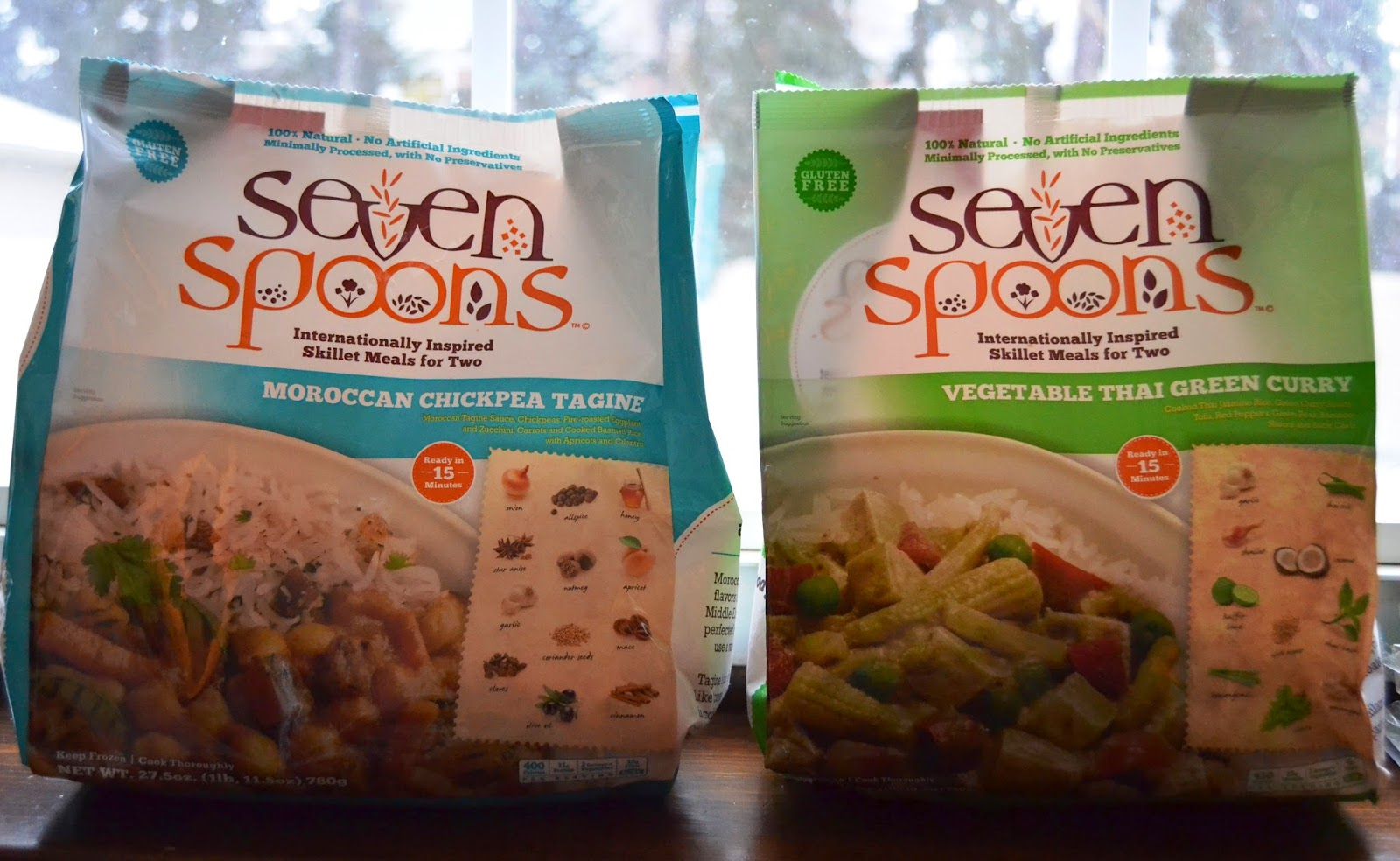 Seven Spoons International Meals