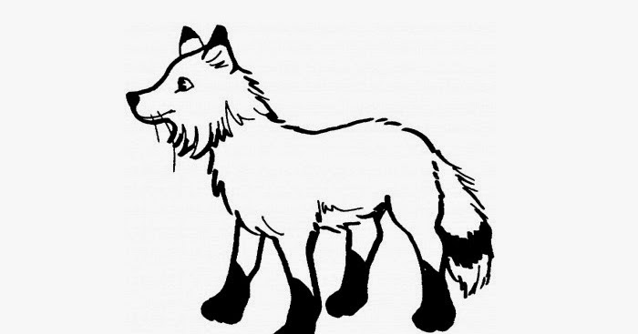 ... fox coloring page   Free Coloring Pages and Coloring Books for Kids