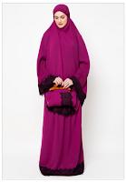 Model Baju Jilbab Mukenah Muslim Modern
