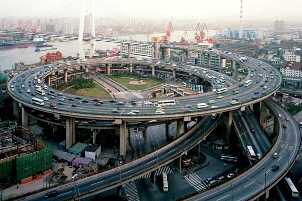 Jalan raya di Jepang