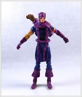 Hasbro Marvel Universe West Coast Avengers Hawkeye figure