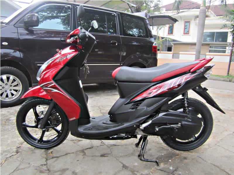Daftar Harga Motor Baru dan Bekas (Second) di Indonesia