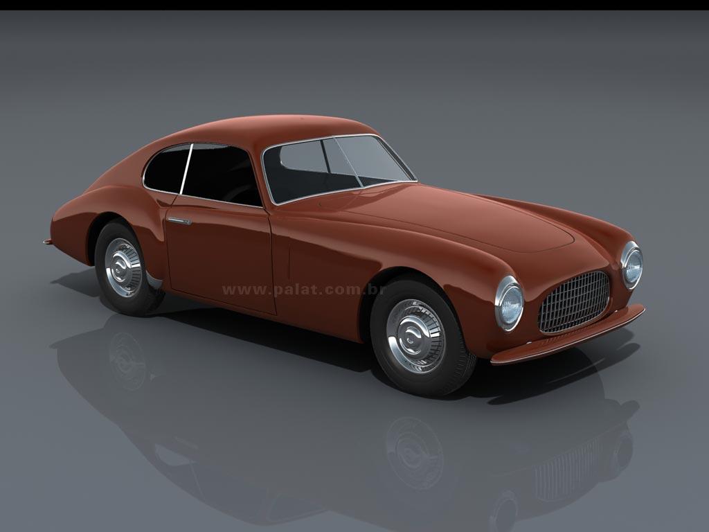 1946 Cisitalia 202 - Scratch