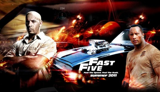 fast five movie 2011. Fast Five 2011