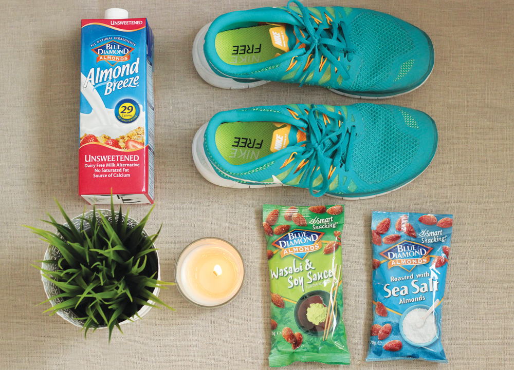 Win Blue Diamond Nike Free Run Giveaway