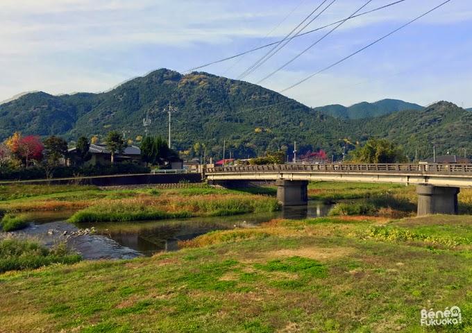 Akizuki, ville d'Asakura, Fukuoka