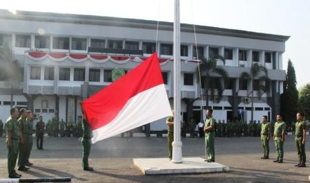 Setiap Senin Pejabat Subang Wajib Ikuti Upacara Bendera
