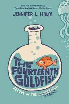 bookcover of THE FOURTEENTH GOLDFISH  by Jennifer L. Holm