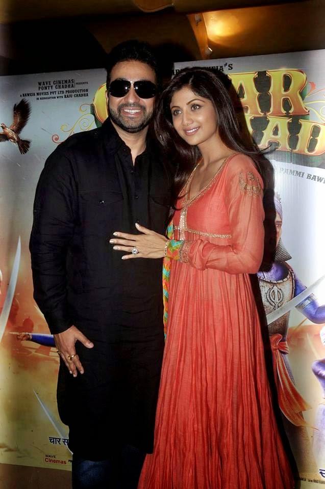 Bipasha & Shilpa Shetty 'Chaar Sahibzaade' Trailer Launch by Harry Baweja