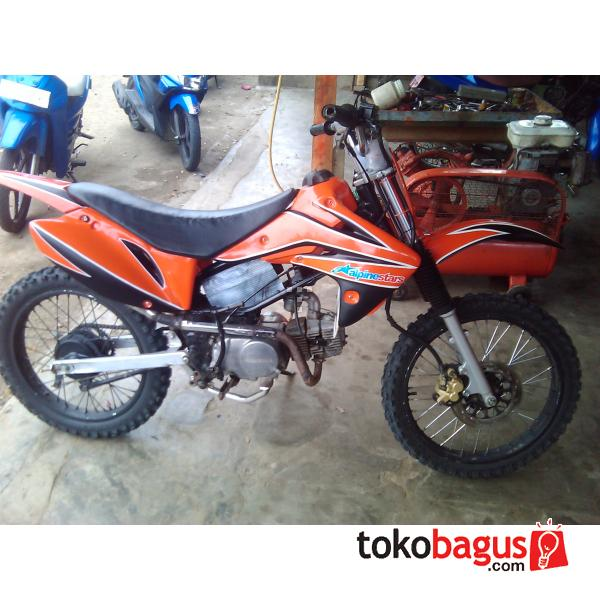 Modifikasi honda win 2013 Trail / grasstrack title=