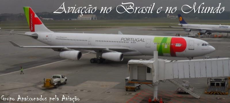 Aviação no Brasil e no Mundo