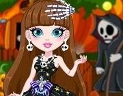 Diseña tu Vestido de Halloween