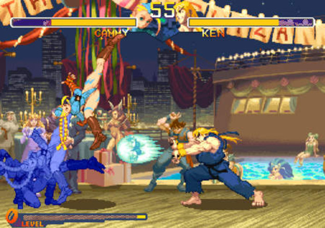 PS2 Games - Street Fighter Alpha Anthology - Download PS2 Games