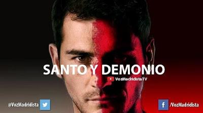 Iker Santo y Demonio