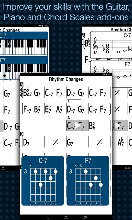 iReal Pro MusicBook-PlayAlong v5.1