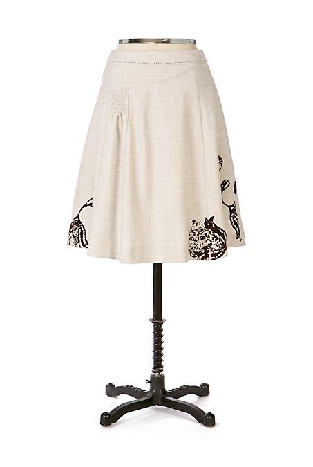 Anthropologie Blakeney Skirt