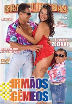 Brasileirinhas - Irmãos Gêmeos - (+18)